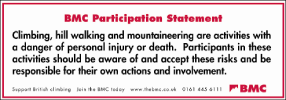 ready2climb: the BMC's participation statement