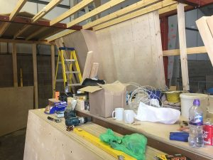 ready2climb: the construction of a bouldering area